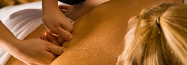 Swedish Massage Therapy in Gaylord MI