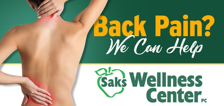 Back Pain Sufferer in Gaylord MI