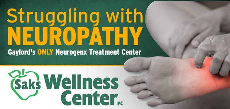 Neuropathy Pain in Gaylord MI