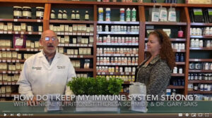 Nutrition Services in Gaylord Mi For Immune System Health